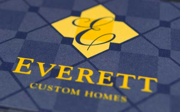 Everett Custom Homes Logo